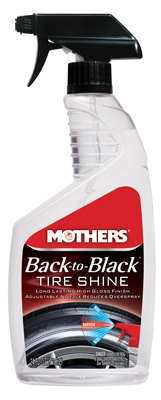Back To Black Tire Cleaner, 24-oz.
