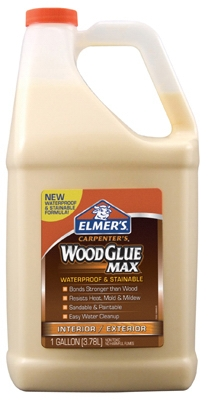 Wood Glue Max, Stainable, 1-Gal.