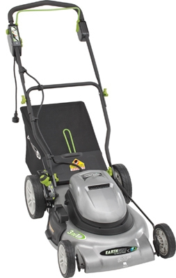 Electric Lawn Mower, Corded, 20-In.