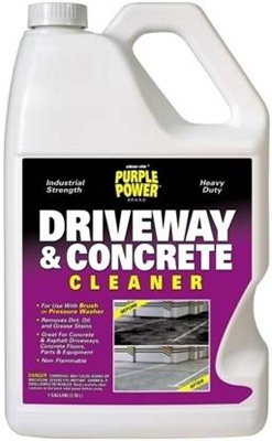 Driveway & Concrete Cleaner, 1-Gal.