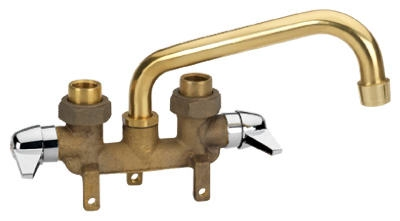 Rough Brass Laundry Tray Faucet