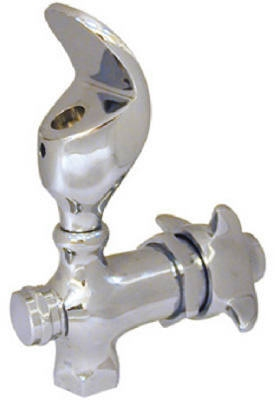 1/2-Inch Chrome Drinking Water Bubbler