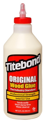 Original Wood Glue, 1-Qt.