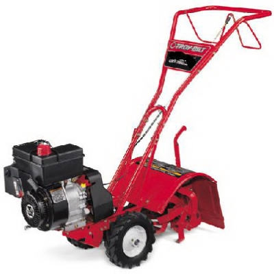 Bronco Rear Tine Tiller, 208cc Engine, Counter Rotating Tines