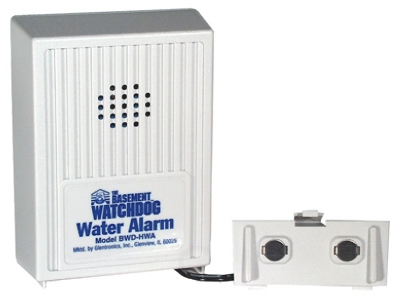 Water Alarm, Battery-Operated
