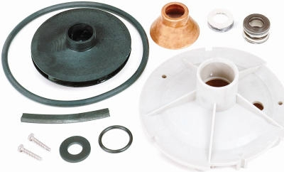 Overhaul Repair Kit For .5-HP Fiberglass Shallow-Well Jet Pump