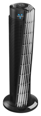 Tower Circulator Fan, Black
