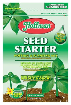 Seed Starter Potting Mix, Soilless, 4-Qts.