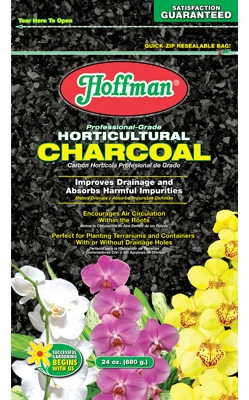 Horticultural Charcoal, 24-oz.