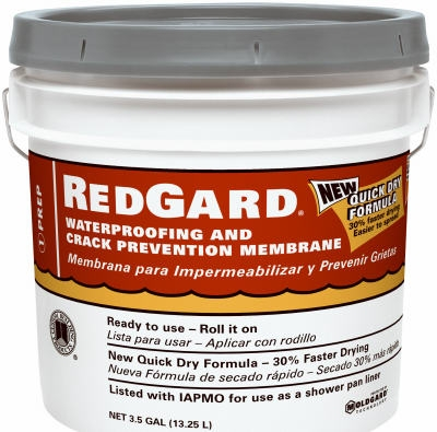 Red Gard 3-1/2 Gallon Waterproofing