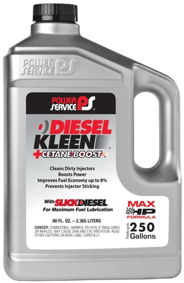 Diesel Kleen+Cetane Boost Diesel Fuel Injector Cleaner, 80-oz.