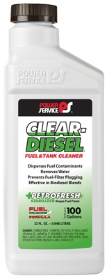 Diesel Fuel and Tank Cleaner, 32-oz.