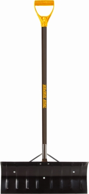 24-In. Artic Blast Snow Pusher With 42-In. D-Grip Handle