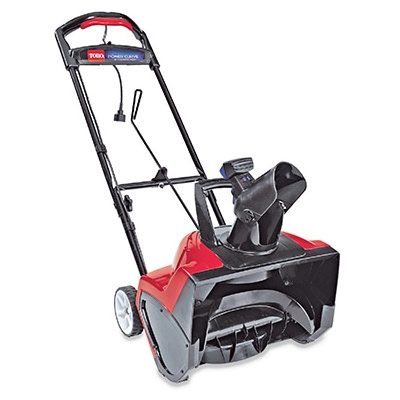 Electric Snow Blower, 18-In. 1800 Power Curve