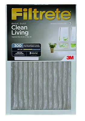 Filtrete 14x25x1-In. Dust-Reduction Pleated Furnace Filter, Must Purchase in Quantities of 6