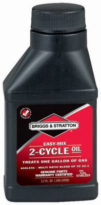 Ashless 2-Cycle Engine Oil, 3.2-oz.