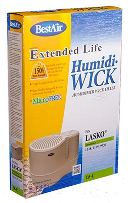 Prefilter for Lasko Natural Cascade Humidifier