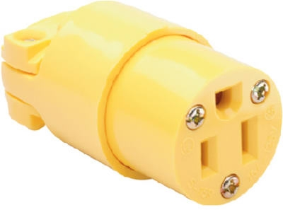 Commercial Connector Yellow 15A