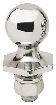 InterLock Hitch Ball, 2-In. x 1-In. Shank x 2-In. Shank