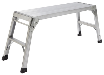 Work Platform, Aluminum, 20-In.