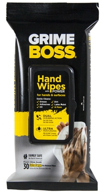 30CT Hand Clean Wipes