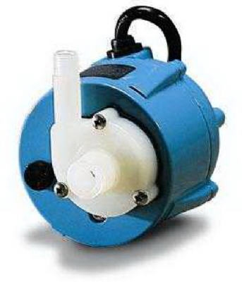 Water Pump, Submersible & In-Line, Dual-Purpose Intake, 205-GPH