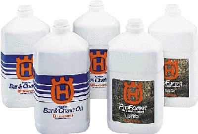Bar & Chain Oil, 1-Gal.