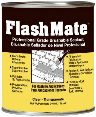 Flashing Sealant, 1-Qt.