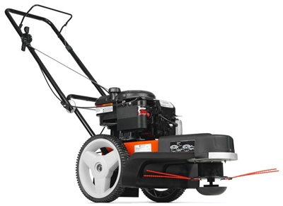 Grass Trimmer Mower, 163cc Briggs & Stratton Engine, 22-In.