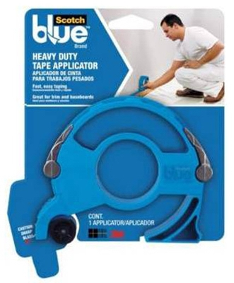 Blue Heavy Duty Tape Applicator, Holds up to 2-In. x 60-Yd. Rolls