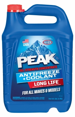 1-Gallon Long-Life Full-Strength Antifreeze