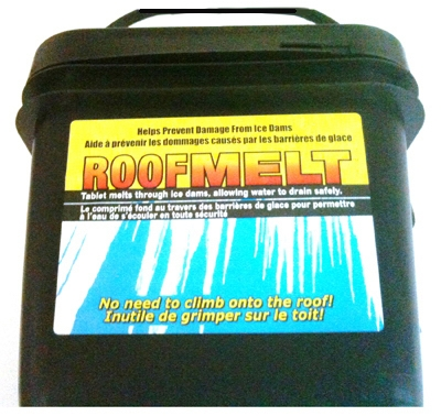 Roof Melt, 60-Ct.
