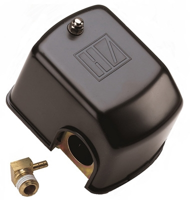 Pressure Switch For Home Water Jet Or 4-In. Submersible Pump, 30/50 PSI