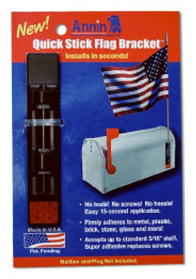 Flag Bracket, Adhesive