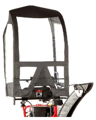 Snow Cab for 2-Stage Snowthrowers