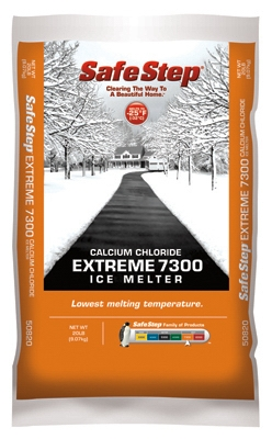 Extreme 7300 Ice Melter, Calcium Chloride, 20-Lb. Bag