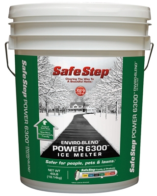 Power 6300 Ice Melter, Enviro Blend, 40-Lbs.