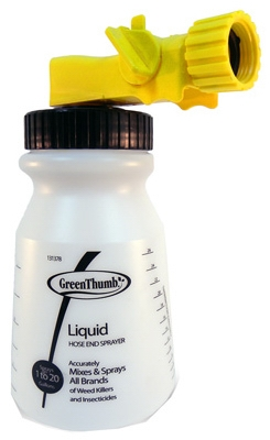 6-Gallon Hose-End Insecticide Sprayer