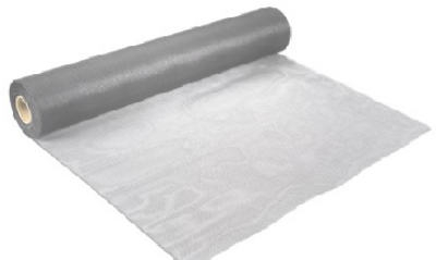 Fiberglass Window Screen, Gray, 48-In. x 100-Ft.