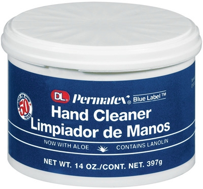 Blue Label Cream Hand Cleaner, 14-oz.