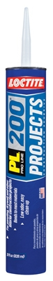 PL 200 Construction Adhesive, 28-oz. Cartridge