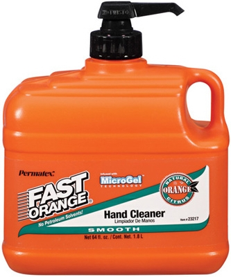 Fast Orange Hand Cleaner, 64-oz.