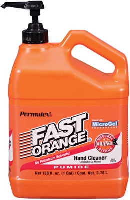 Fast Orange Pumice Hand Cleaner, 1-Gal.