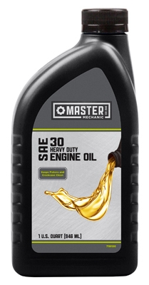 Motor Oil, HD30W, 1-Qt., Must Purchase In Quantities of 12