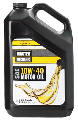 Motor Oil, 10W40, 5-Qts., Must Purchase In Quantities of 3