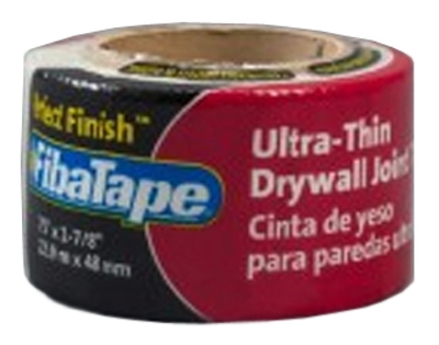 Ultra Thin Drywall Tape, White, 1-7/8-In. x 75-Ft.