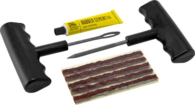 Tubeless Tire Kit, Heavy-Duty