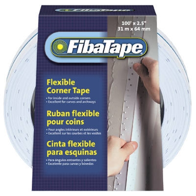 Flexible Corner Tape, 2-1/2-In. x 100-Ft.