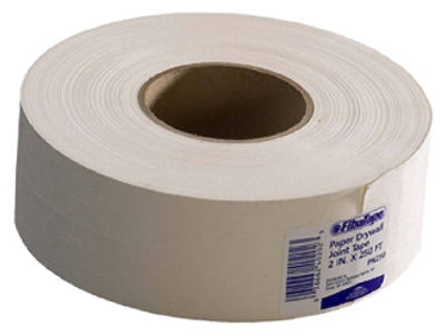 White Paper Drywall Tape, 2 x 250-Ft.