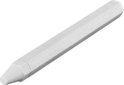 Tire Crayon, White